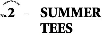 SUMMER TEE